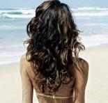 Como manter os cabelos lindos no verão