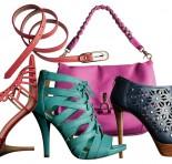 Revista PLAZA – Aprenda a montar seu look com acessórios coloridos