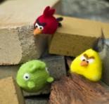 Divirta-se com os Angry Birds