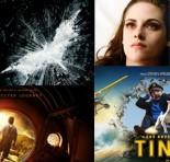 Os filmes mais esperados de 2012