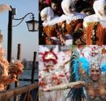 O carnaval ao redor do mundo