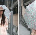 Looks para dias de chuva Parte I – Moda Feminina