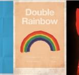 Posters minimalistas: sutileza e criatividade