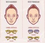 O óculos ideal para cada formato de rosto