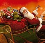 Chegada do Papai Noel no Grand Plaza Shopping