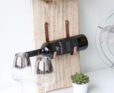 DIY: Suporte para vinho