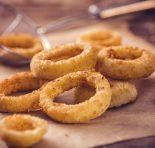 Onion Rings sem medo de errar!