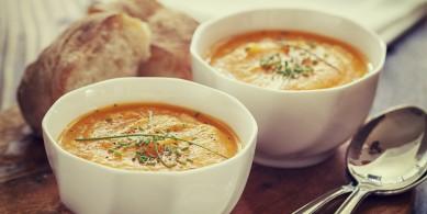 Sopas e caldos deliciosos para o inverno
