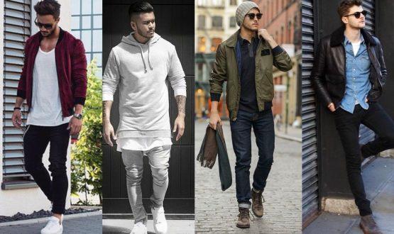 3 tendências masculinas para outono/inverno 2017