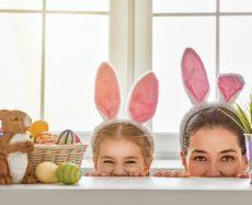 5 brincadeiras para se divertir com as crianças nesta Páscoa