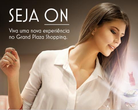 Conheça o ON: o web aplicativo de atendimento virtual do Grand Plaza Shopping