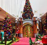 Natal do Castelo Rá-Tim-Bum no Grand Plaza Shopping