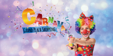 Quer pular Carnaval no Grand Plaza? Confira nossa programação