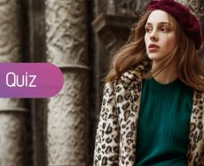 Quiz – Você está antenado com as tendências do outono/inverno?